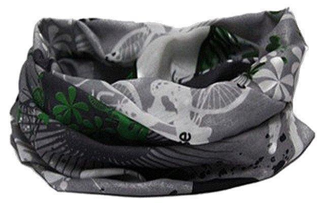 Soutěž o Multifunkční šátek Bicycle šedý
