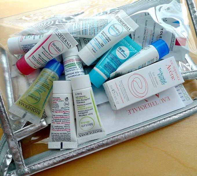 Soutěž o lékárenskou kosmetiku
