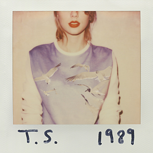 SOUTĚŽ o CD Taylor Swift - 1989!
