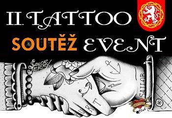 SOUTĚŽ o vstupenky na Tattoo Event 2017