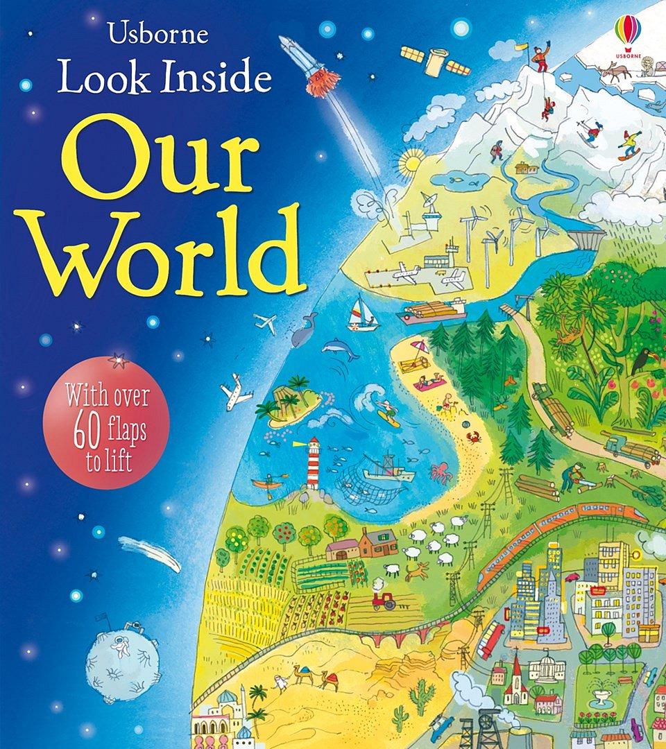 MY English - Anglická knížka pro děti Our World