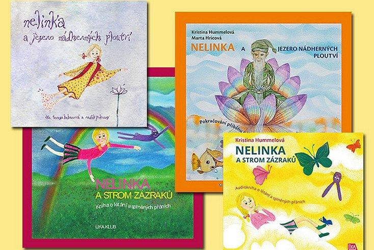Vyhrajte balíčky cen s příběhy malé Nelinky!
