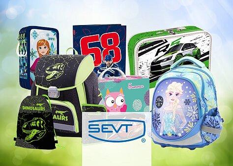 Vyhrajte dárkový poukaz SEVT v hodnotě 1000 Kč na nákup nové školní a výtvarné kolekce 2017/2018.