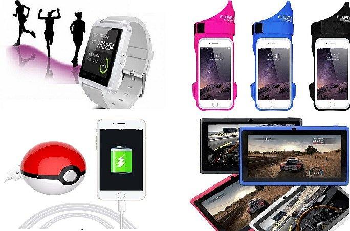 Streamuj a vyhraj 1. Tablet 2.Power bank 3. Smart hodinky 4.Pouzdro