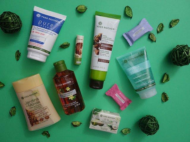 Soutěž o balíček rostlinné kosmetiky Yves Rocher