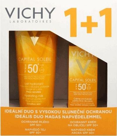Soutěž o mléko na opalování Vichy Capital