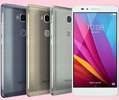 Soutěž o mobilní telefon Honor 5X