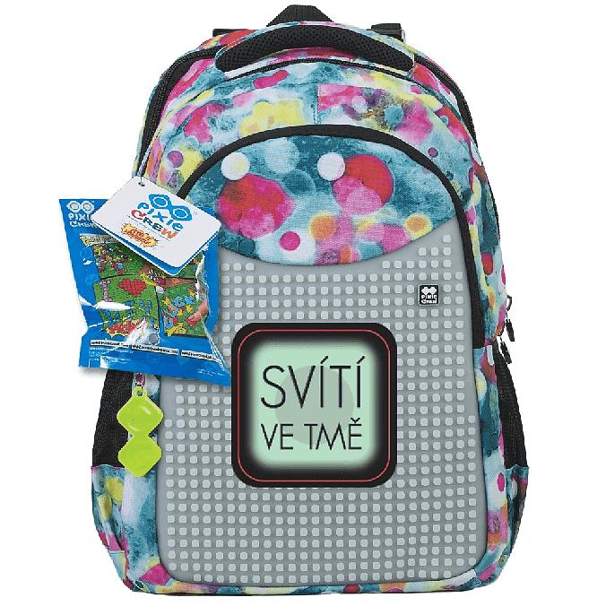 Chceš mít super batoh nebo tašku přes rameno? Navrhni design a vyhraj to!