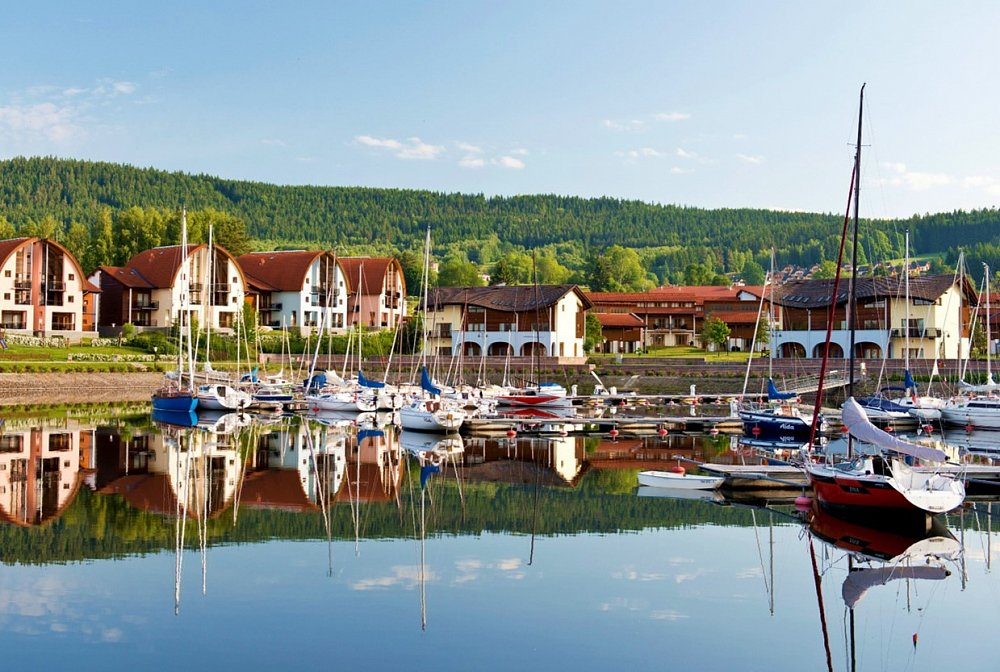 Soutěž o nabitý rodinný víkend na Lipně s ubytováním přímo u jezera