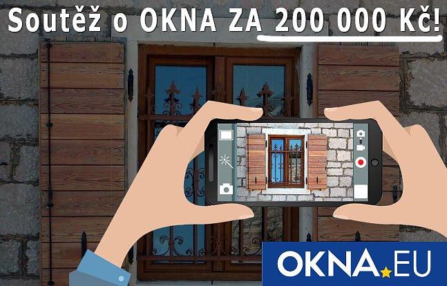 Soutěž o okna za 200 tisíc Kč