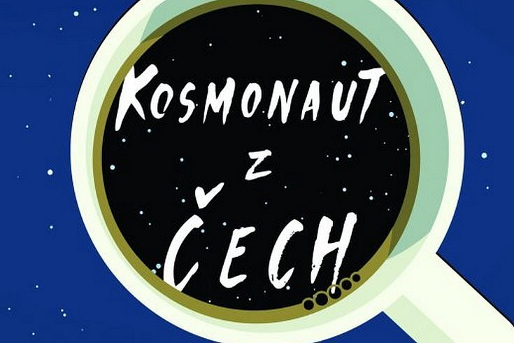 Vyhrajte knihu Kosmonaut z Čech