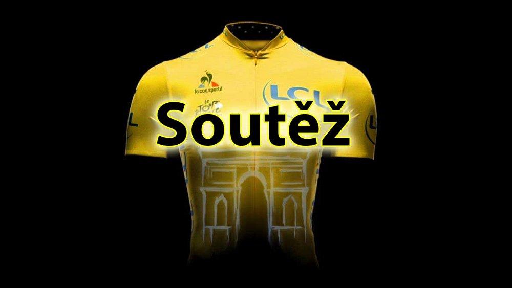 Tipovačka Tour de France 2017 o ceny v hodnotě 3648 Kč