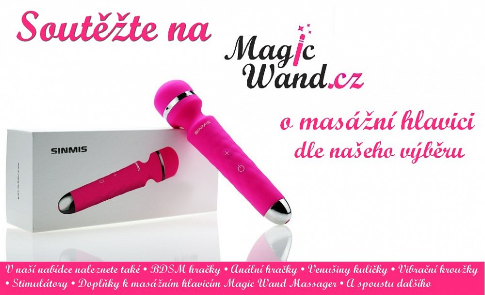 SOUTĚŽ O MAGIC WAND!