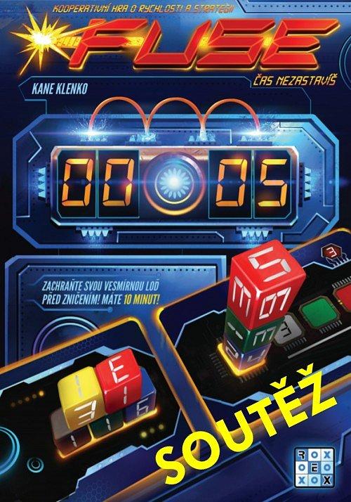 SOUTĚŽ o kooperativní sci-fi hru FUSE (REXhry)