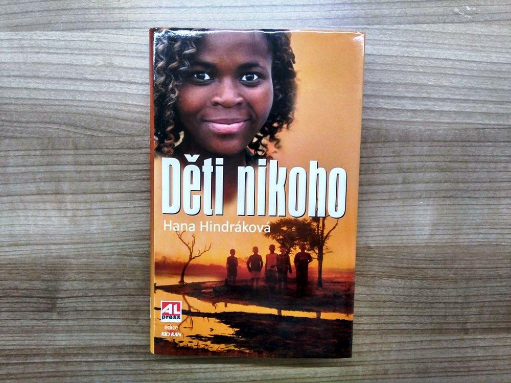 Soutěž o knihu Děti nikoho