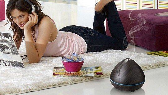 Soutěž o designový aroma difuzér a bezdotykové dávkovače mýdla