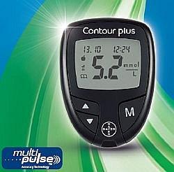 Soutěžte o 3 vysoce přesné glukometry Contour Plus