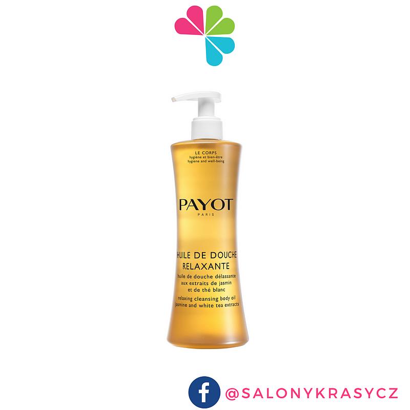 Vyhrajte Sprchový olej Huile De Douche relaxante od Payot!