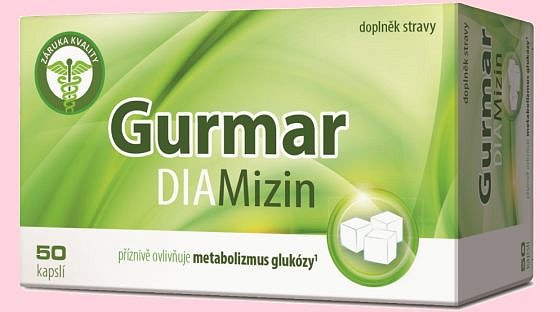 Soutěžte o účinného pomocníka v boji s cukrem Gurmar DIAMizin
