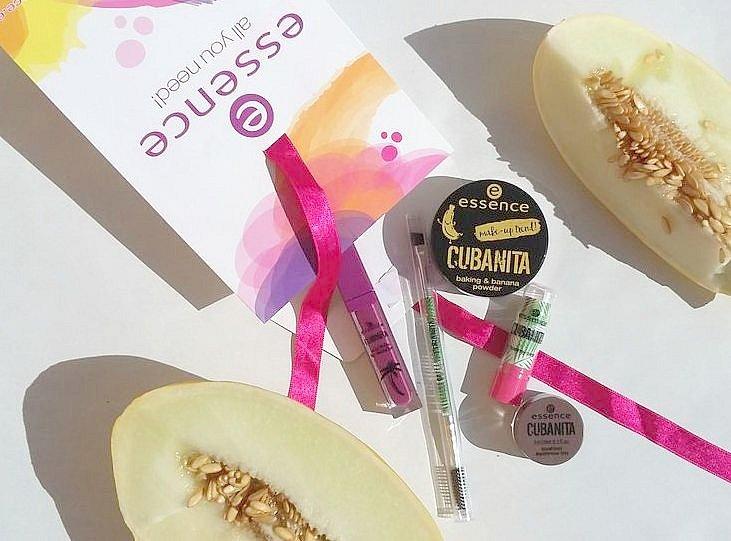 Vyhrajte jeden ze tří balíčků s limitovanou edicí essence Cubanita!