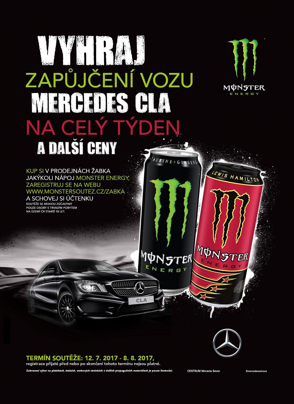 Vyhraj zapůjčení vozu Mercedes CLA na celý týden a další ceny