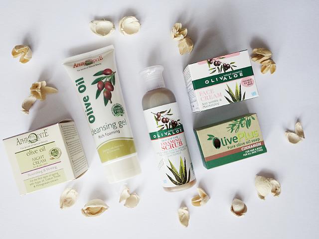 Soutěž o olivovou kosmetiku