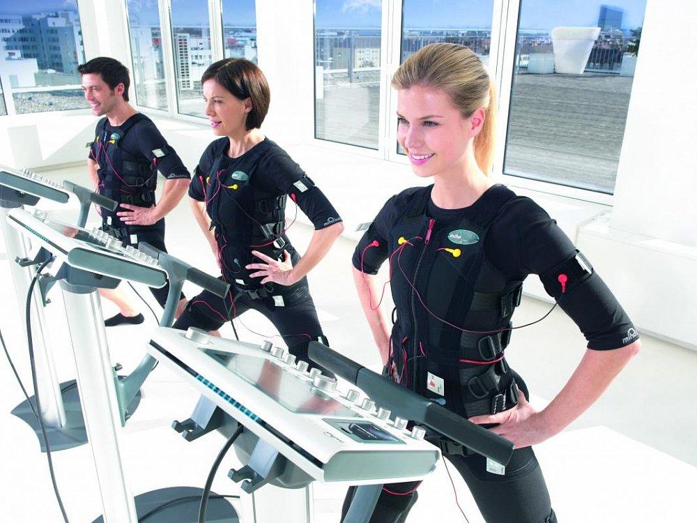 Soutěž o permanentku na revoluční stroj EMS v hodnotě 3 500 Kč