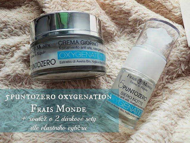 Soutěž o luxusní sadu 5puntozero od Frais Monde v hodnotě 1390 Kč!