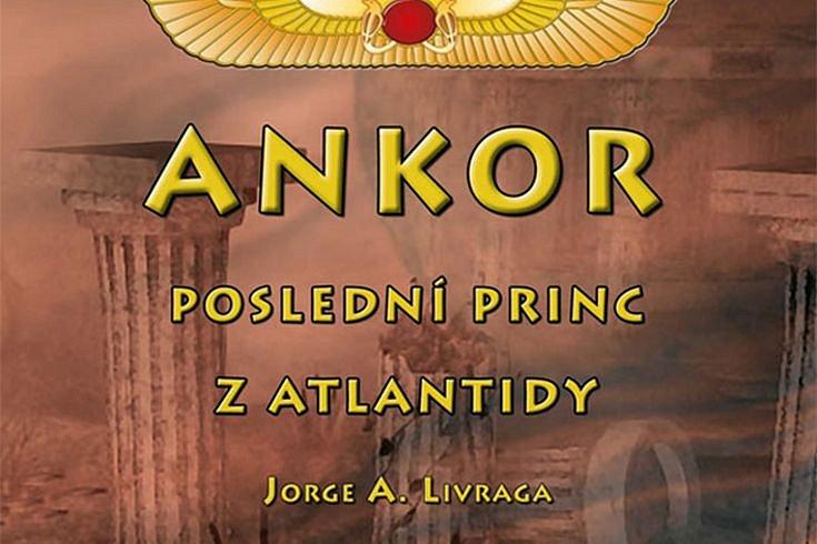 Vyhrajte dvě knihy Ankor, poslední princ z Atlantidy