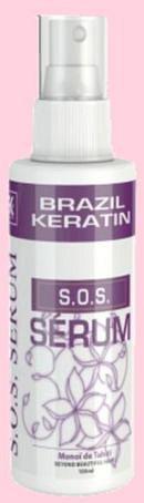 Soutěž o žhavou novinku S.O.S hydratační sérum od Brazil Keratin