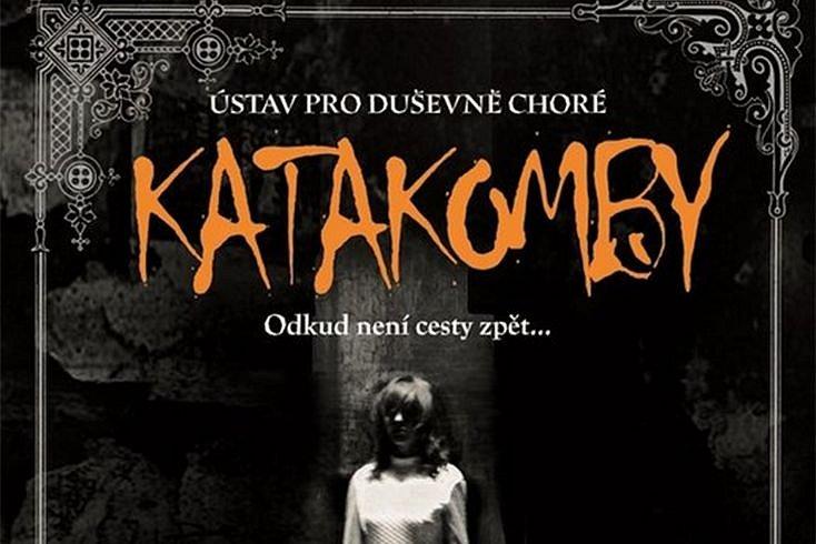 Vyhrajte tři hororové příběhy Katakomby