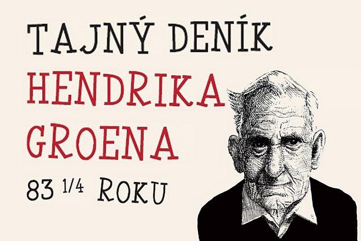 Vyhrajte dvě humorné knihy Tajný deník Hendrika Groena