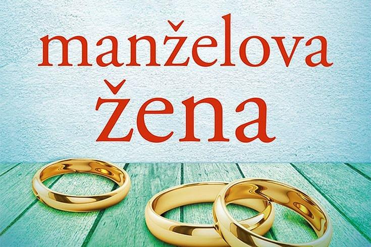 Vyhrajte tři knihy Manželova žena