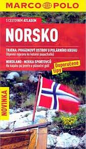 Soutěž o průvodce Norskem