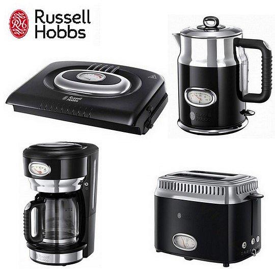 Velká soutěž o RETRO produkty Russell Hobbs