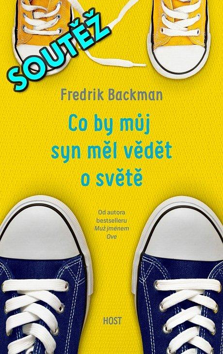 SOUTĚŽ o knihu Co by můj syn měl vědět o světě
