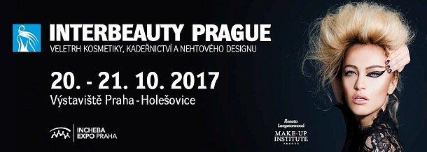 SOUTĚŽ o kosmetické balíčky a vstupenky na INTERBEAUTY PRAGUE