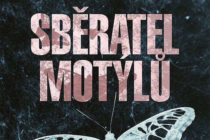 Vyhrajte tři thrillery Sběratel motýlů
