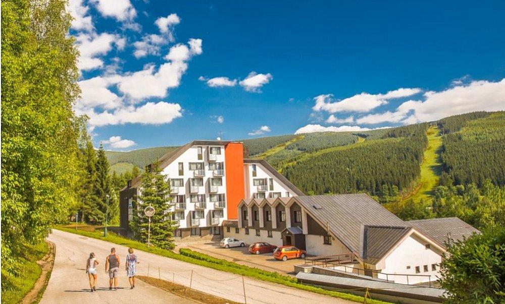 Soutěž o pobyt v hotelu Astra Špindlerův Mlýn