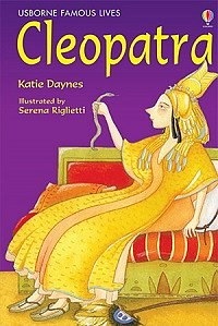 Soutěž o dětskou anglickou knihu CLEOPATRA