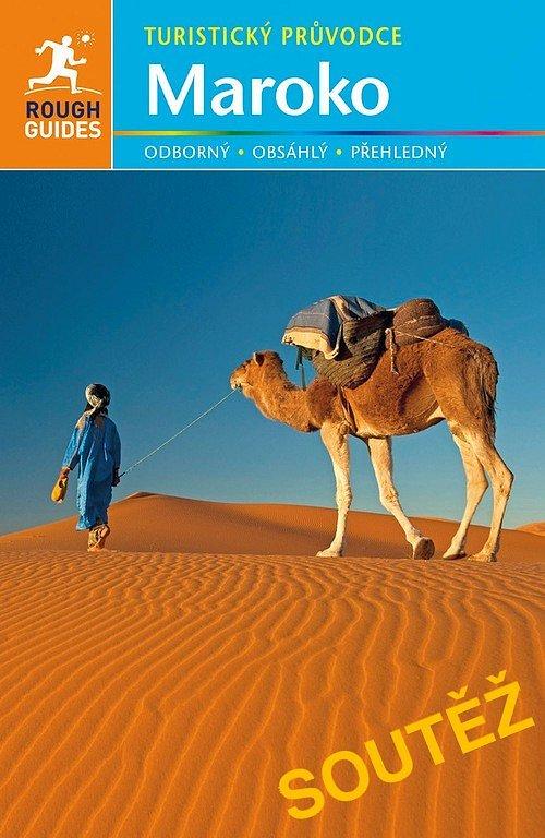 SOUTĚŽ o turistického průvodce - MAROKO z řady Rough Guides