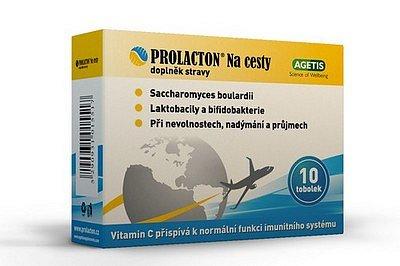 SOUTĚŽ o Prolacton Plus - posílí vaši imunitu na cestách