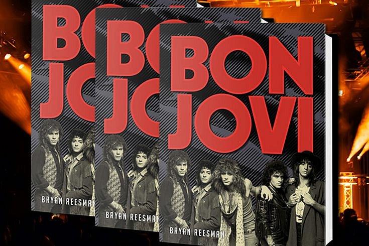 Vyhrajte tři knihy o skupině Bon Jovi