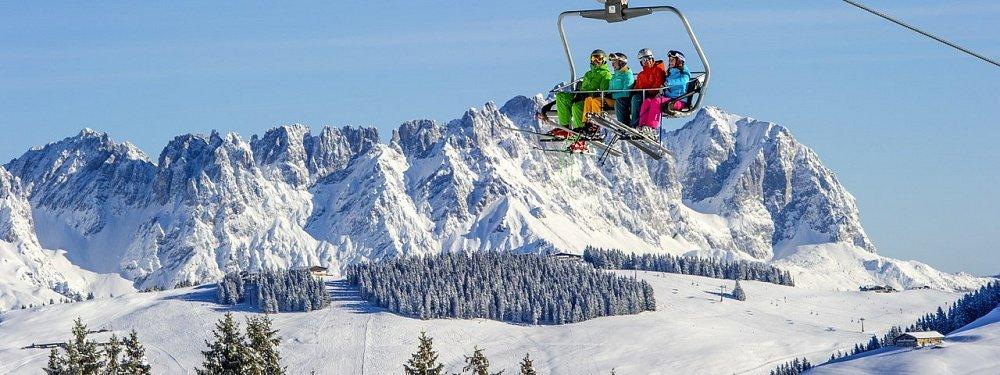 Fotosoutěž o lyžařskou dovolenou v Tyrolsku