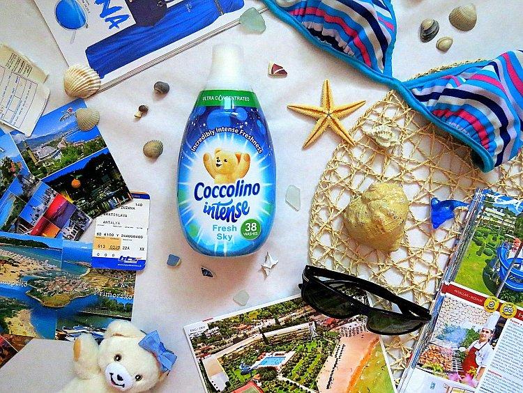 Voňavý balíček produktů Coccolino
