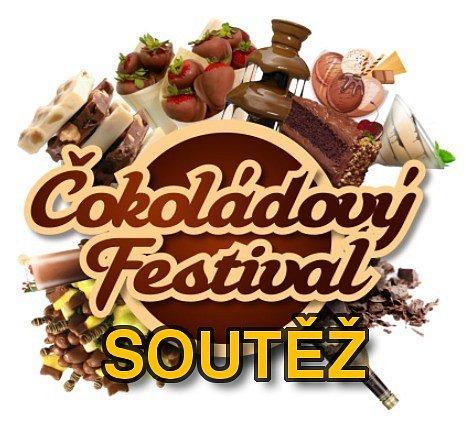SOUTĚŽ o čokoládové balíčky a vstupenky na Čokoládový festival v Pardubicích
