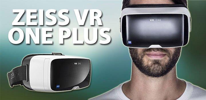 Soutěž o brýle Zeiss VR One Plus pro virtuální realitu.