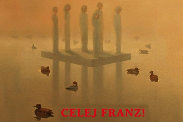 Vyhrajte tři biografie Celej Franz!