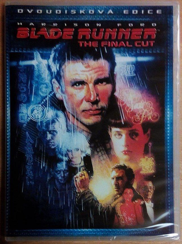 Soutěž o DVD Blade Runner