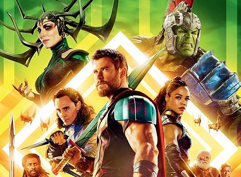 Soutěž o 5x pohádkový balíček s filmem Thor: Ragnarok